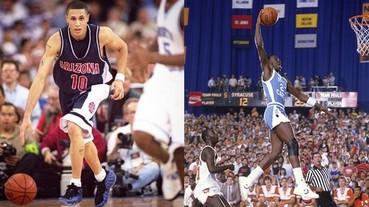 盤點 NCAA 歷史上那些最難忘的鞋款 Top 5