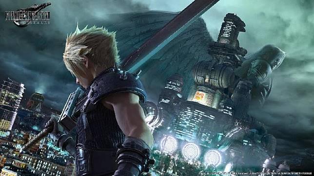 Final Fantasy VII remake. cnet.com