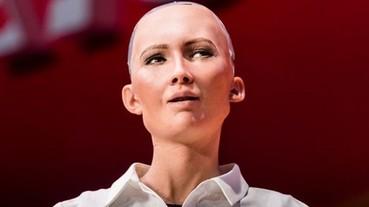 她是王力宏MV女主角、史上第一個機器公民,蘇菲亞在沙烏地阿拉伯引發是「外勞」還是「女性」的爭議
