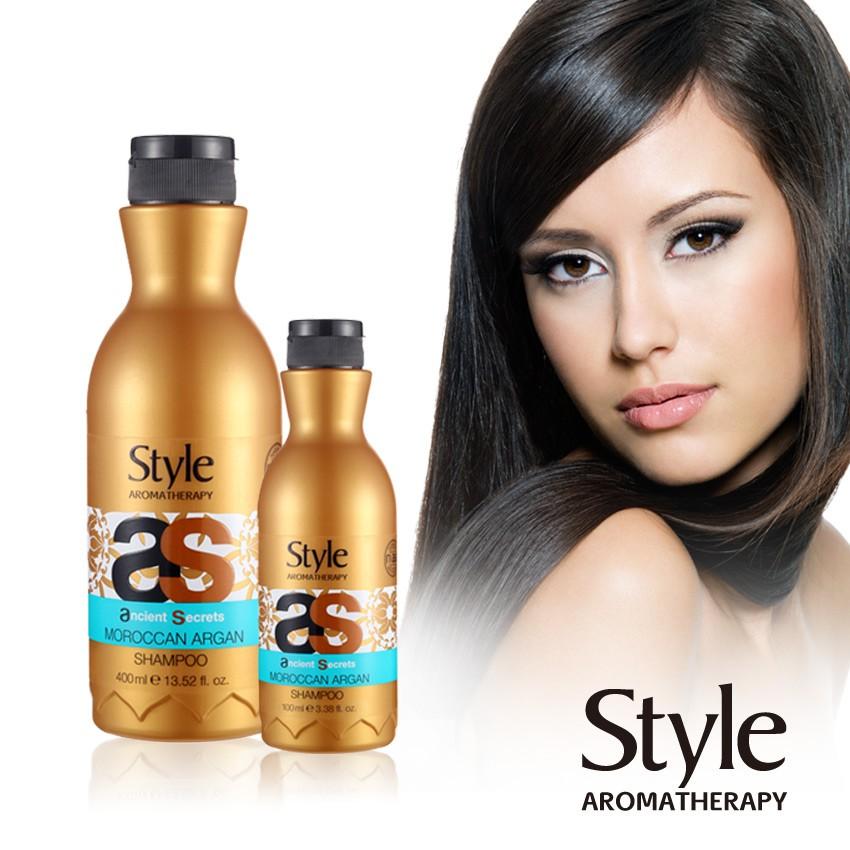 Style摩洛哥潔髮精萃2入組