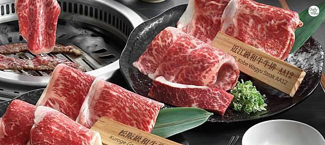 還在吃吃到飽?網友熱議這十大頂級燒肉食材超經典~