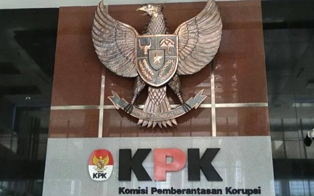 Logo KPK. (Antara/Benardy Ferdiansyah)
