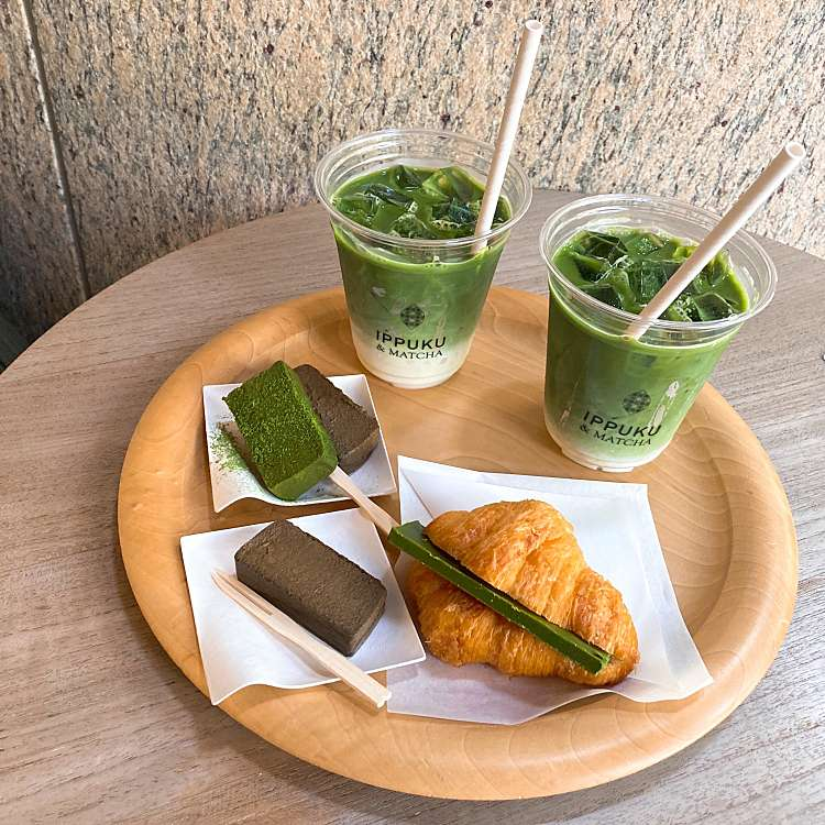MOCHIKOさんが投稿した日本橋室町日本茶専門店のお店IPPUKU&MATCHA/イップクアンドマッチャの写真