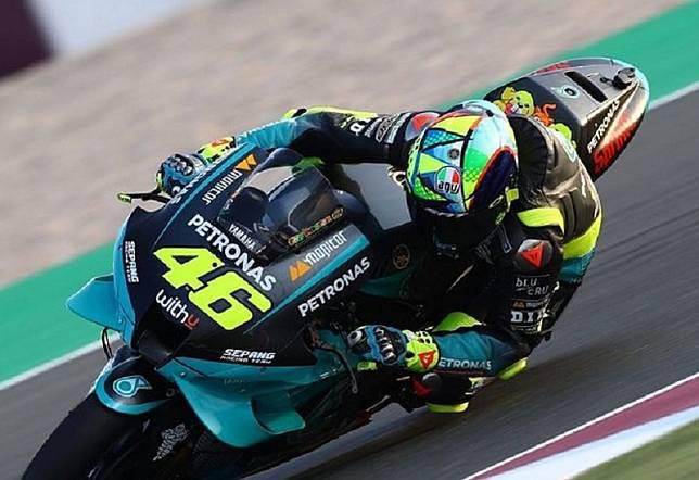 Tim Valentino Rossi Gandeng Perusahaan Arab Saudi di MotoGP 2022