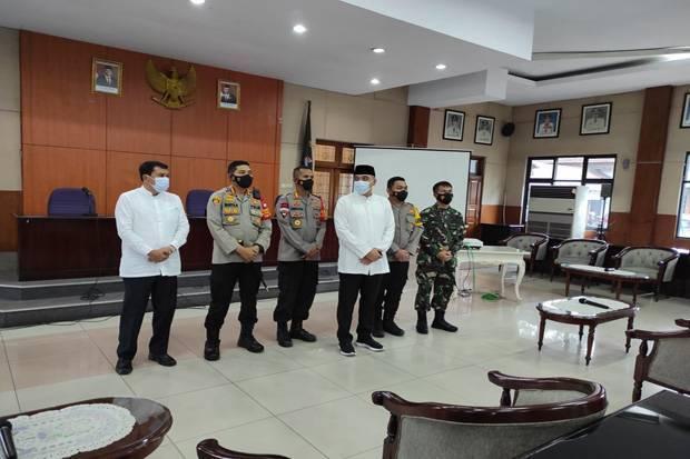 Halau Pemudik Tangerang Masuki Banten, 348 Personel Dikerahkan Jaga Perbatasan