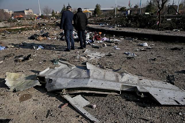 อิหร่านแจง เหตุกองทัพยิงเครื่องบินโดยสารยูเครนตกเป็นความผิดพลาดของระบบด้วย