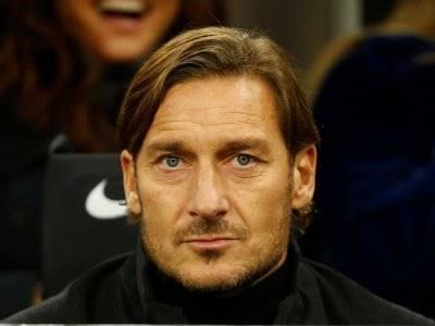 Francesco Totti: Saya Dikambing Hitamkan AS Roma