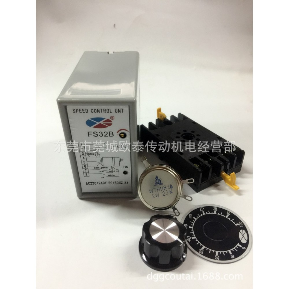 產品說明 工作電源ac220v 50/60hz 額定功率15w25w40w60w90w120w 調速范圍90-1400r/min 50hz 90-2800r/min 60hz 控制方式正轉/反轉可選擇