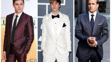 【紳士特輯】 西裝會說話!看懂 4 種西裝穿搭背後的意義
