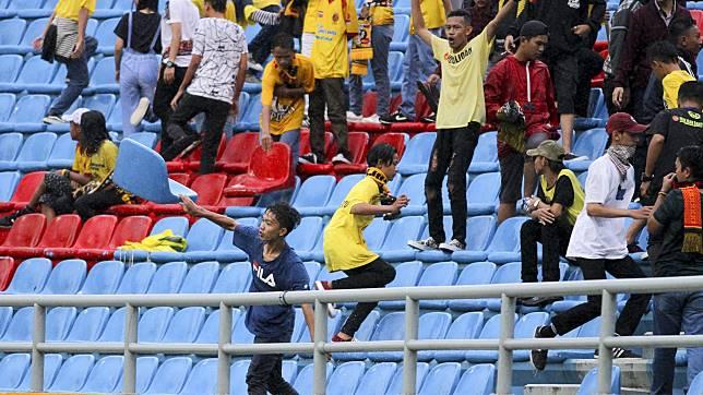 Stadion Jakabaring Rusak, Sriwijaya FC Siap Tanggung Jawab