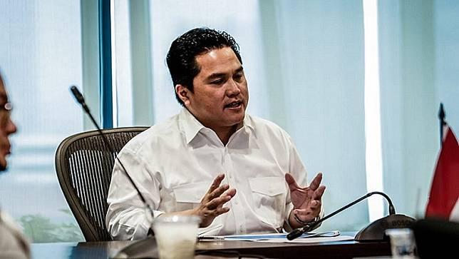 Menteri Badan Usaha Milik Negara (BUMN), Erick Thohir. (Foto: Ist)