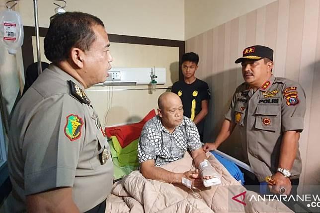 Polisi: total 14 orang diamankan terkait bom Medan