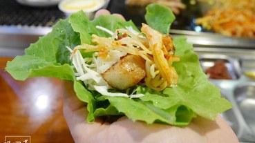 台北南京復興 VEGE TEJI YA 菜豚屋| 韓式燒肉生菜吃到飽