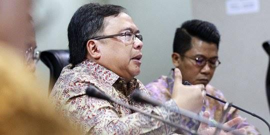 Diskusi pemindahan Ibu Kota. ©Liputan6.com/Johan Tallo