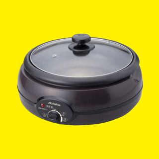 【Abitelax】電気グリル鍋