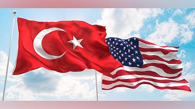 Ilustrasi perang dagang Amerika Serikat dan Turki. Gmfus.org