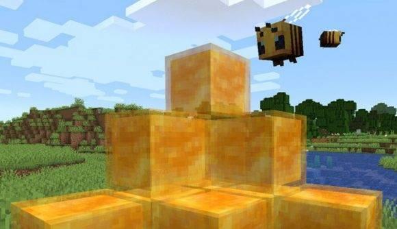 ผู้เล่น Minecraft สามารถไต่กำแพงสไตล์ปากัวร์ ด้วยบล็อกน้ำผึ้งได้แล้ว