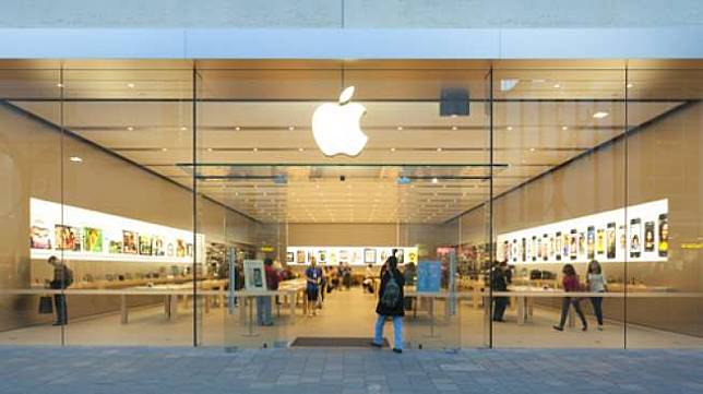 Sebuah toko produk-produk Apple. (Shutterstock)