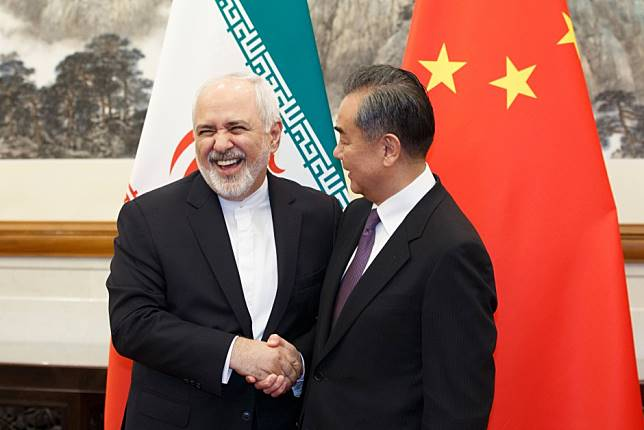 China, Iran to forge closer ties due to common threat from United States, analysts say