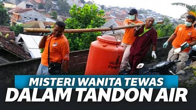 Misteri Mayat Perempuan Dalam Tandon Air di Semarang