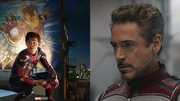 製片爆料《蜘蛛人:離家日》將會有鋼鐵人大秘密 「東尼史塔克存在感非常強」!