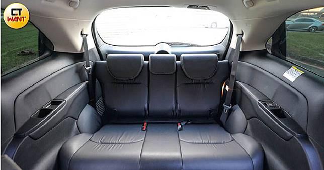 第二排座椅可躺平 比商務艙還舒適