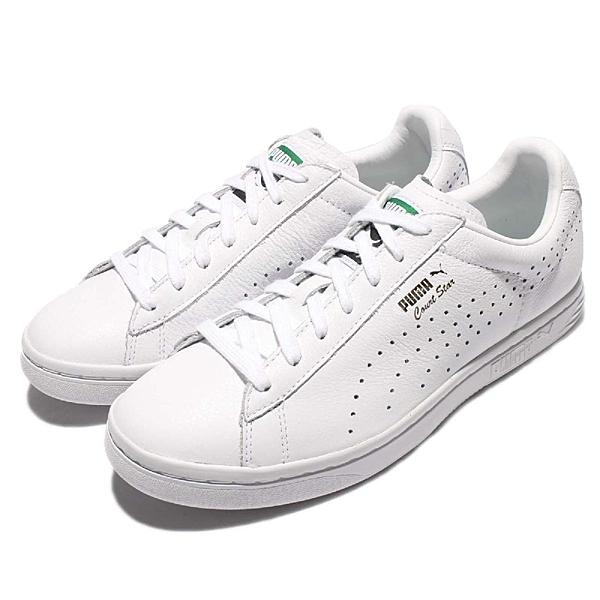 357883-01 低筒 鞋面皮革材質 經典款式 球鞋穿搭推薦款 穿搭必備 男女款