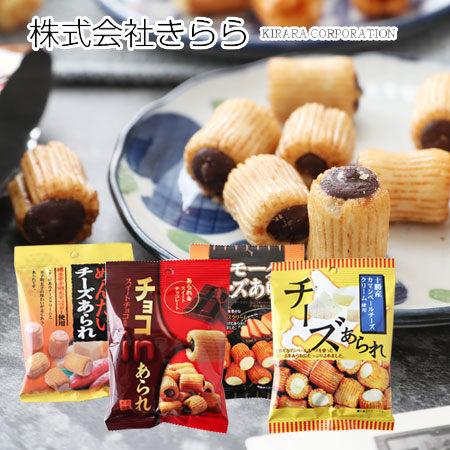 日本 KIRARA 米果捲 米果 起司米果捲 巧克力米果捲 明太子起司米果捲 餅乾 日本餅乾