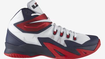 """新聞分享 / Nike Zoom Soldier VIII """" USA"""""""