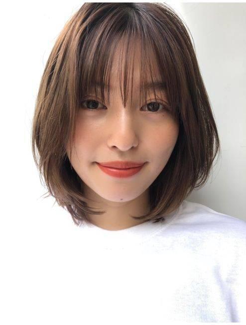 Gaya Rambut Shaggy Pendek Sebahu Korea Kekinian Agar Tampak Lebih Muda Womantalk Com Line Today