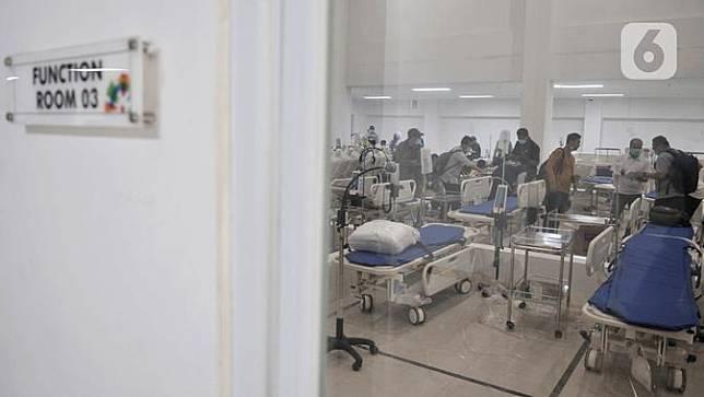 Mengintip Kesiapan RS Darurat COVID-19 di Wisma Atlet Kemayoran