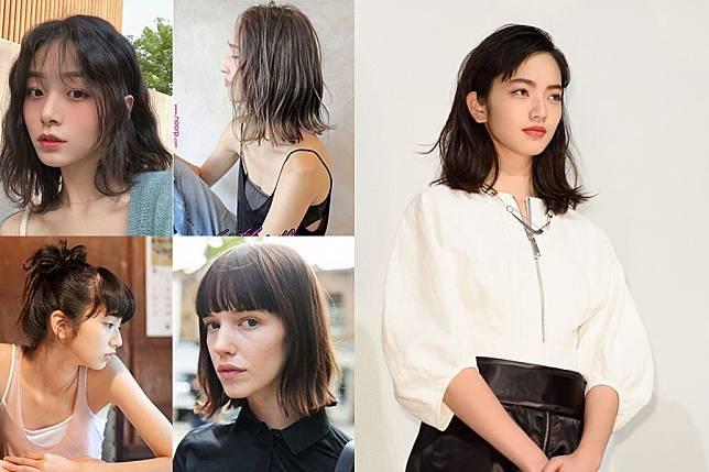 從2019流行到2020的清新中長髮,跟著小松菜奈變身時尚icon~ 髮型推薦