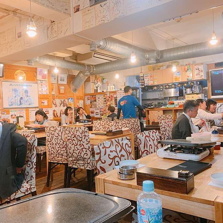 実際訪問したユーザーが直接撮影して投稿した歌舞伎町韓国料理豚かんの写真