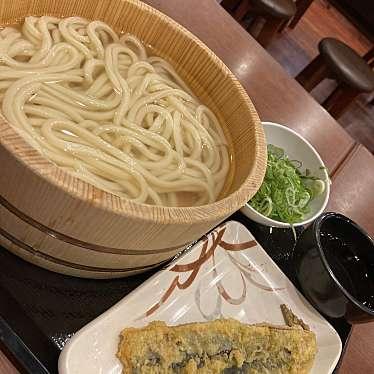 丸亀製麺 仙台泉店のundefinedに実際訪問訪問したユーザーunknownさんが新しく投稿した新着口コミの写真
