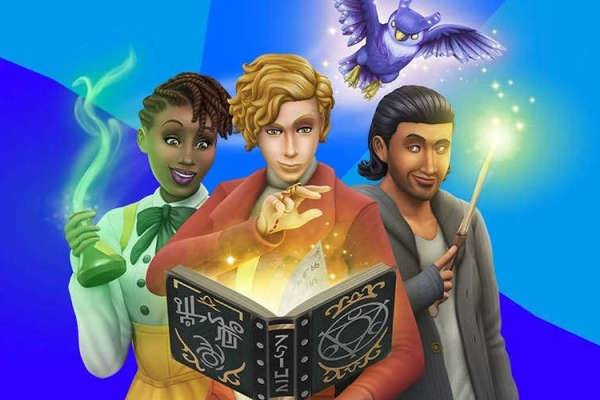 The Sims 4 Hadirkan Update Bertajuk Sihir, Realm of Magic