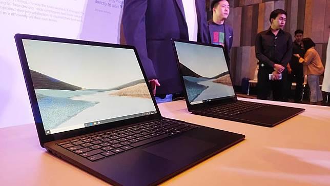ไมโครซอฟท์ ส่ง Surface Laptop 3 และ Pro 7 วางจำหน่ายในไทย เจาะกลุ่มทั้งวัยเรียน-วัยทำงาน