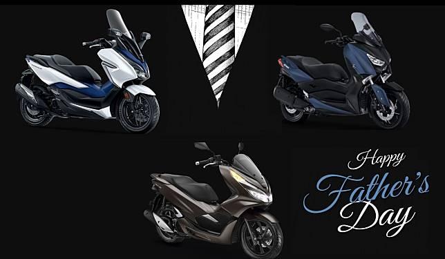 Pilihan motor untuk bapak-bapak