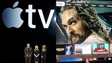 好萊塢大咖都加盟了!蘋果震撼宣布推出串流影片服務 Apple TV+ 以獨創節目正式與 Netflix 拚場!