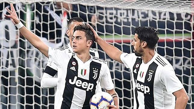 Manchester United Mulai Dekati Juventus untuk Dapatkan Paulo Dybala