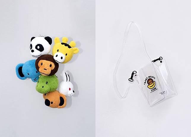 只要於ITeSHOP(I.T)購物滿指定金額,即可獲贈Baby Milo鎖匙扣及PVC手提袋套裝一份,數量有限,送完即止。(互聯網)