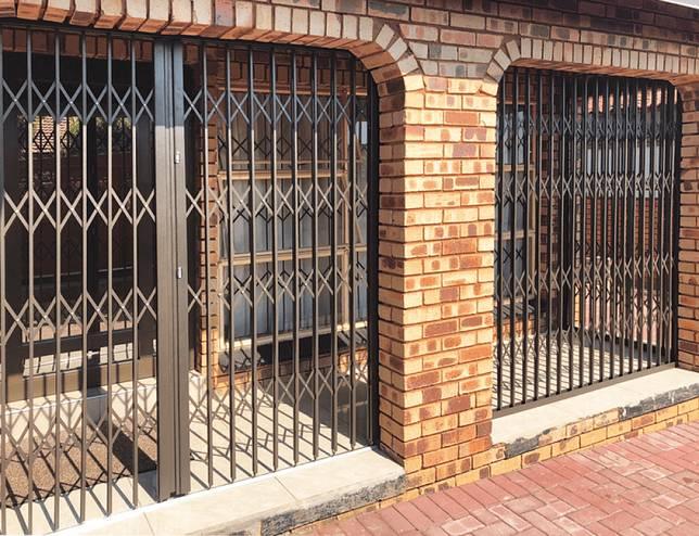 Aman Dari Maling Intip 5 Model Teralis Pintu Dan Jendela Untuk