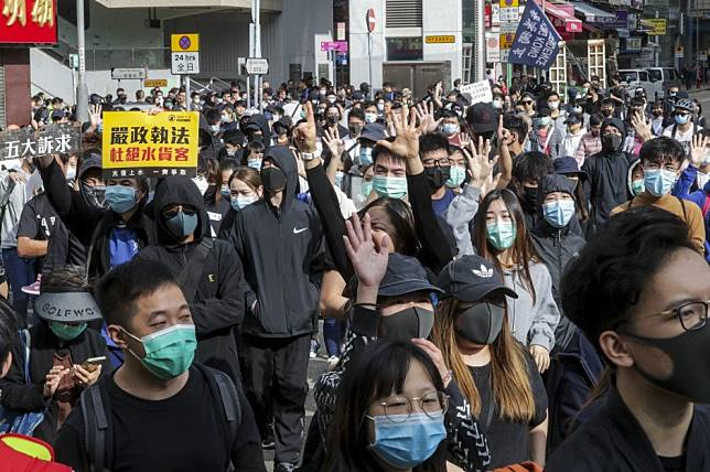 Is populism the way out and forward for Hong Kong?