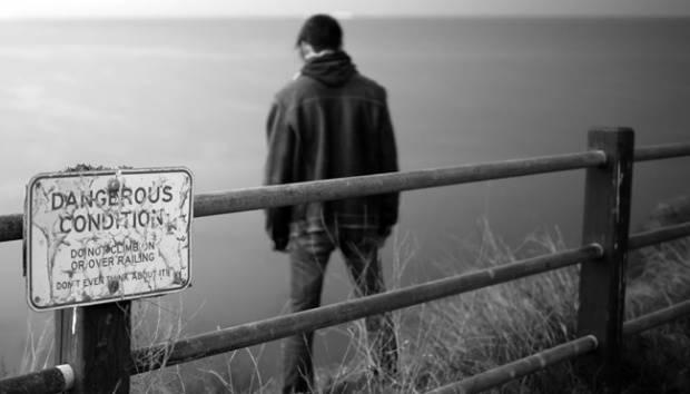 Ilustrasi bunuh diri. Shutterstock
