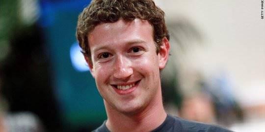 Mark Zuckerberg. © Cnn.com