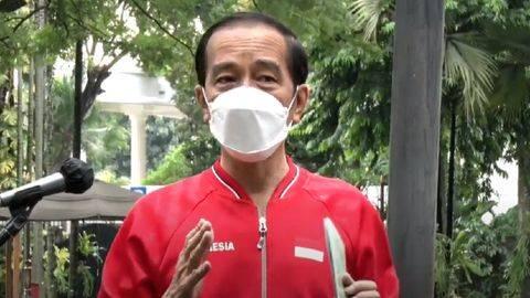 Presiden Jokowi Perintahkan Pengetatan RT/RW