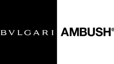 各位,出事了!AMBUSH 閃電釋出重磅聯名消息!這次對象居然是「珠寶大咖」 BVLGARI !