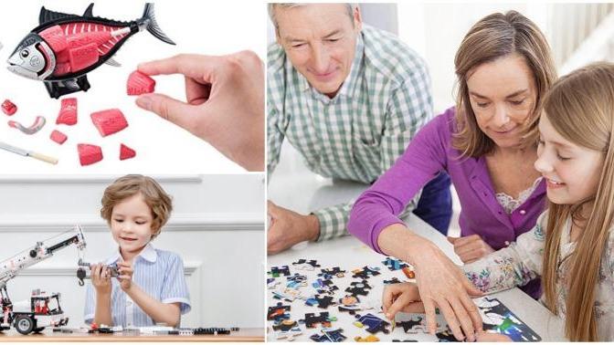 讓寶寶不再搗蛋,乖乖自己玩!8款讓孩子動動腦的『兒童玩具』