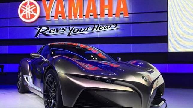 Yamaha Siap Bikin Heboh dengan Produk Mobil Sport