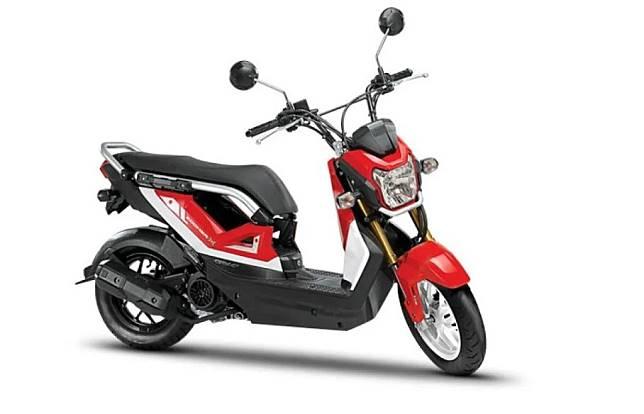 Desain Honda Zoomer-X