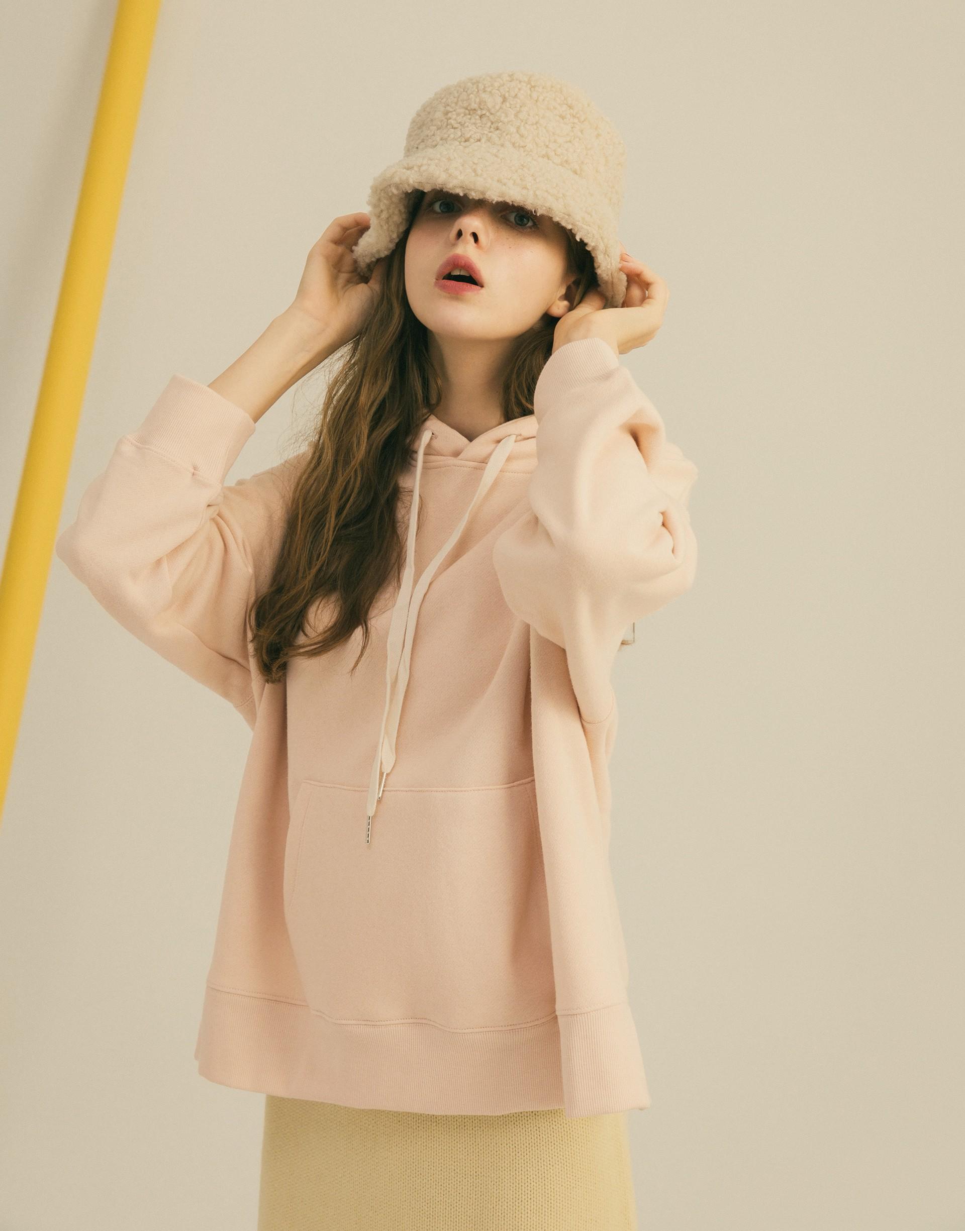 台灣製造/PAZZO自訂開發布料/親膚柔棉/內刷毛保暖款式/前胸口袋造型